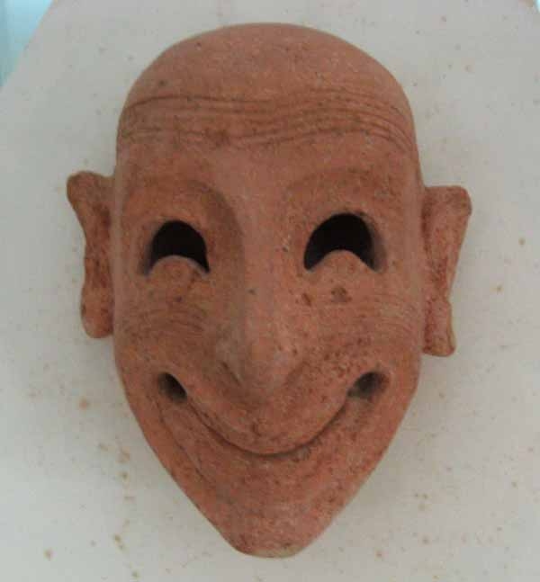Le antichi origini delle maschere di pulcinella e for O giardino di pulcinella roma