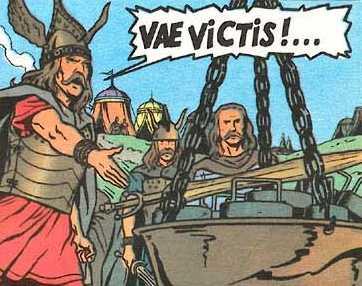 Risultati immagini per brenno sacco roma